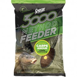 Nada Groundbait Sensas 3000 Method Feeder, 1 kg, Amour