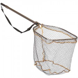 Minciog Telescopic Savage Gear Rubberized Net, 50X65Cm/95-150Cm