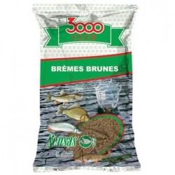 Nada Sensas 3000 Club, 1 kg, Bream Brown