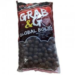 Boilies Starbaits G&G Global Mega Fish 20Mm/1 kg