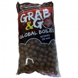 Boilies Starbaits G&g Global Mega Fish 20mm/1kg