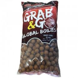 Boilies Starbaits G&G Global Sweet Porumb 20Mm/1 kg