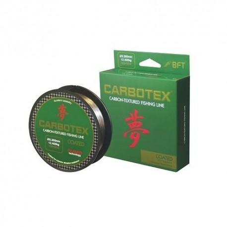 Fir Monofilament Carbotex Coated Olive Green, Rezistenta 20.4 kg, 150 m, 0.40 mm, Verde