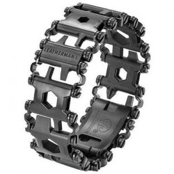 Bratara Multi-Tool Tread Metric Black 29 Functii