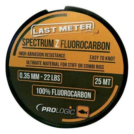 Fir Fluorocarbon Prologic Spectrum Z, 0.41Mm/12.7 Kg/25 M