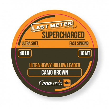 Fir Leadcore Prologic Supercharged Camo Brown, 18 Kg/10M