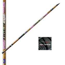Varga Telescopica Carbon Tiger Eye 5 m/25g