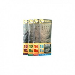 Montura Guru Method Hair Rig Carlig Nr.16 8Buc/Plic
