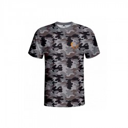 Tricou Savage Simply Savage Camo Mar.2Xl