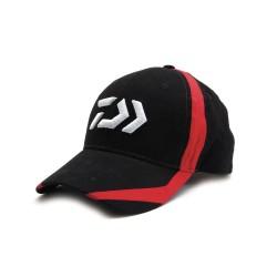 Black/Red Flash D Logo
