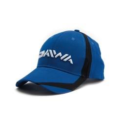Sapca Blue/Black Flash Daiwa Logo