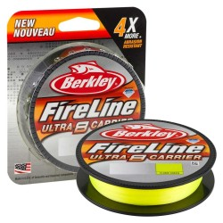 Fir Textil Fireline Ultra 8, Rezistenta 10.7 kg, 150 m, 0.17 mm, Verde