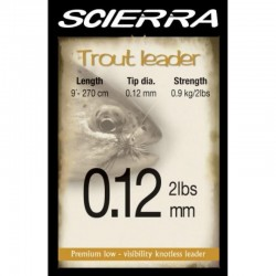 Fir Leader Trout 020Mm/2,8Kg/