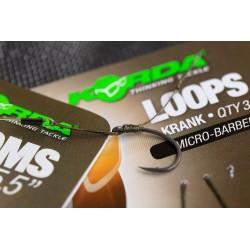 Montura Loop Krank Microbarbed Nr.4/18Lb
