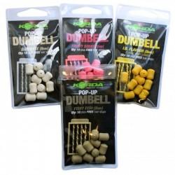 Pelete Korda Artificiale  Pop-Up Dumbell 8Mm Fish 10 Buc/Plic