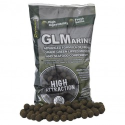 Boilies Gl Marine Dark Green 10Mm/1Kg