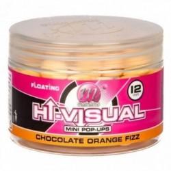 Pop-Up Mainline Fizz, Ciocolata/Portocala, Portocaliu, 12 mm, 150 ml
