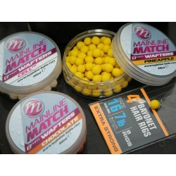 Wafters Match Dumbell Mainline, Ananas, Galben, 8 mm, 50 ml