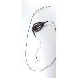 Montura Pentru Crap Momitor Inline Soft Rig 40G/Nr4