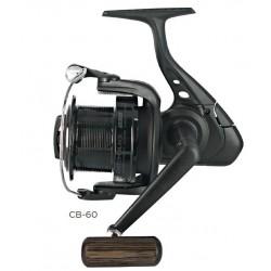 Mulineta Custom Black 4Rul/430Mx035Mm/3.8:1