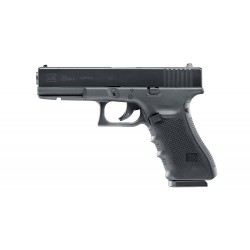 Pistol Airsoft Co2 Glock 22 Gen4, 2 Jouli, Calibru 6 Mm, 15 Bb