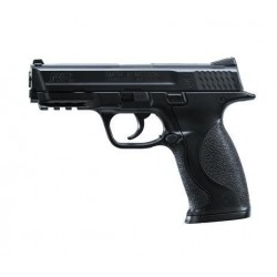 Pistol Airsoft 2 Jouli, Co2, Calibru 6 Mm, 140 M/S Umarex Smith & Wesson M&P 40