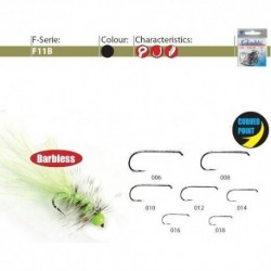 Carlige Forjate Pentru Musca F11 Bl 25Buc/Plic, Nr.14