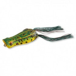 Broasca Soft Daiwa D-Popper Frog Verde 6.5Cm 14G