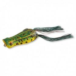 Naluca Soft Daiwa D-Popper Frog Verde 6.5Cm 14G