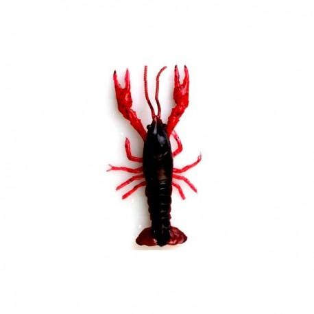 Naluca Soft Rac Savage Gear 3D Crayfish Red 8 Cm, 4 Buc/Plic