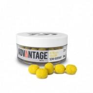 Dumbell Critic Echilibrat Daiwa Advantage Semi Buoyant, Porumb Dulce, Galben, 6-8 mm, 30 gr