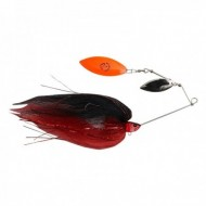 Spinnerbait Savage Gear Da Mega Bush Nr.8/55G Black/Red