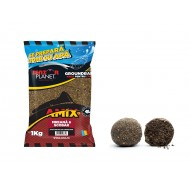 Nada Amix Mreana/Scobar (Negru) 1 kg Senzor Planet