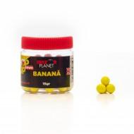 Pop-Up Senzor Planet, Banana, Galben (fluo), 8 mm, 15 gr