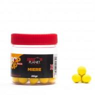 Pop-Up Senzor Planet, Miere, Galben (fluo), 10 mm, 20 gr