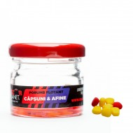 Porumb Artificial Fructe Dulci (Capsuni & Afine) 8Buc
