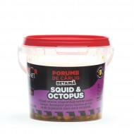Porumb Squid/Octopus 150 gr Senzor Planet
