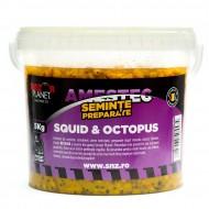 Amestec Seminte Squid/Octopus 5 kg Senzor Planet