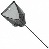 Minciog Cu Cap Triunghiular, Cu Maner Din Aluminiu (2 Tronsoane), 2 M, Baracuda