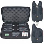 Set Cu 4 Avertizoare Wireless + Receptor, Rf1118, Baracuda