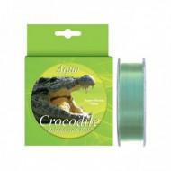 Fir Monofilament Aqua Crocodile Bolognese-Pole, Rezistenta 5 kg, 150 m, 0.16 mm, Verde, Baracuda