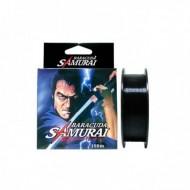 Fir Monofilament Samurai, Rezistenta 18 kg, 150 m, 0.40 mm, Negru