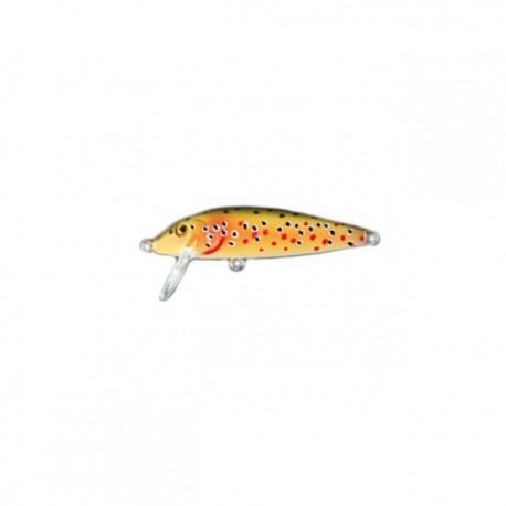 Vobler Lineaeffe Nomura Shoutdown Minn 3Cm/2,2G Natural Trout