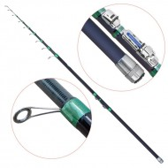Lanseta Match Fibra De Carbon Baracuda Furioso Tele Match 4.2 m, A: 20-60 g