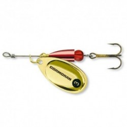 Lingurita Rotativa Cormoran Bullet, Gold, Nr.1, 3G