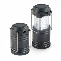 Lampa-Felinar EnergoTeam Outdoor Solar Camping, 900 Lumeni