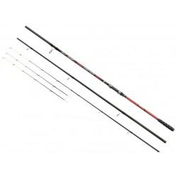 Lanseta Carp Expert Pro Power Feeder, 3.60m, 100-150g, 3+3 tronsoane