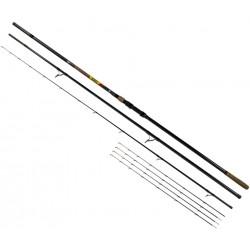 Lanseta Benzar No Limit Method Feeder, 3.6 m, 100-250 g, 3+4 Tronsoane