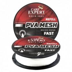 Rezerva Plasa Solubila Carp Expert Refill Rapid, Micro Mesh Fast, 7m, 25mm