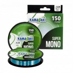 Fir Kamasaki Super Mono 150m, 0.16mm 3.78kg